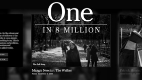 One in 8 Million prodotto dal New York Times