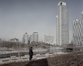 "New Songdo, South Korea, 2011 - from ""Aerotropolis"" ©Giulio Di Sturco"