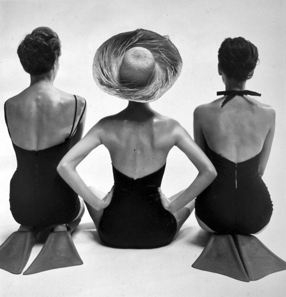 Toni Frissell, Flipper, 1950
