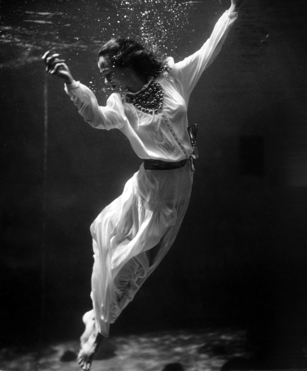 Toni Frissell, Mermaid, 1939